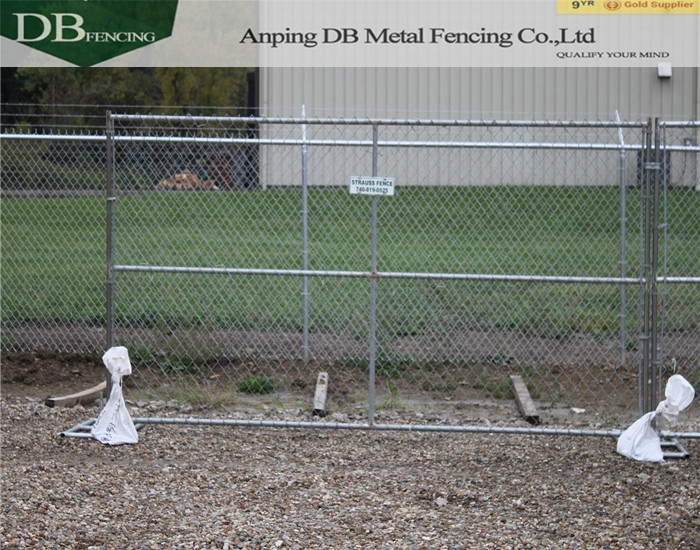 Top 5 Temporary Chain Link Fence in Colorado Springs