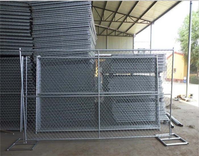 Temporary Chain Link Fencing Specification