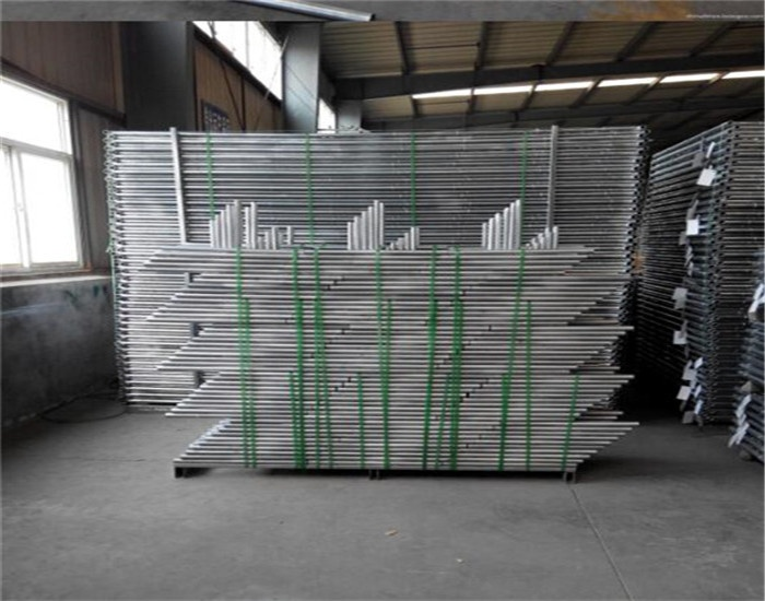 Temporary Chain Link Fence -Export Fencing To American