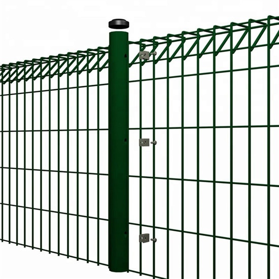 Wide range of colour Roll Top Fence options apply to Korean playgrounds