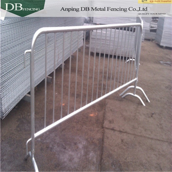 High Quality Crowd Barrier - Steel Barricades China Supplier