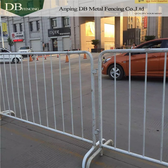 Steel Crowd Control Barriers - Crowd Control Barricades