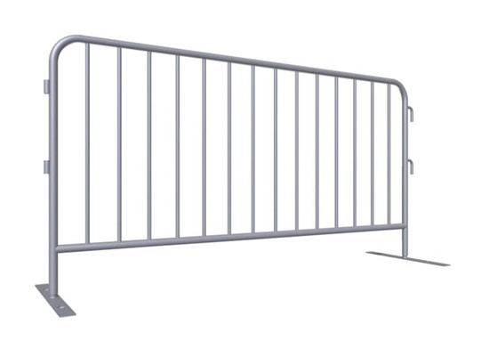 Crowd Control Barrier for Special Events and Festivals