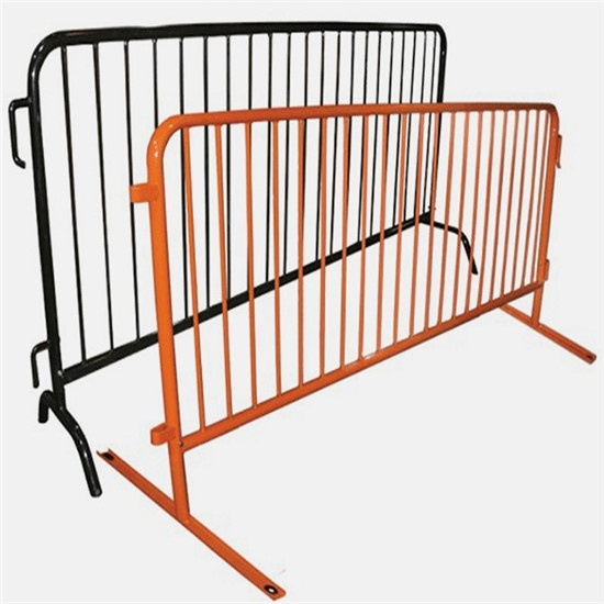 Anti-skid event barriers - DB Fencing Solutions