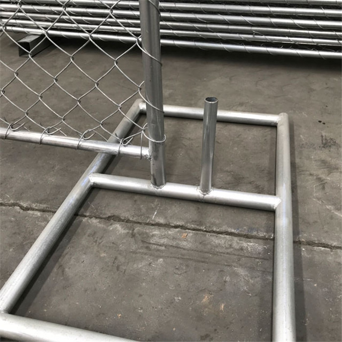 Rectangle type hot dipped galvanized stands