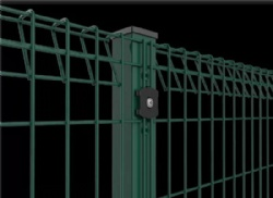 Safety and beauty BRC Fencing products can be use to New Zealand park