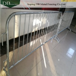 Galvanized Crowd Control Fencing For Sale China Supplier